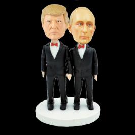 2017 Inauguration Cake – Trump and Putin